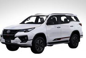 Fortuner Wira Toyota