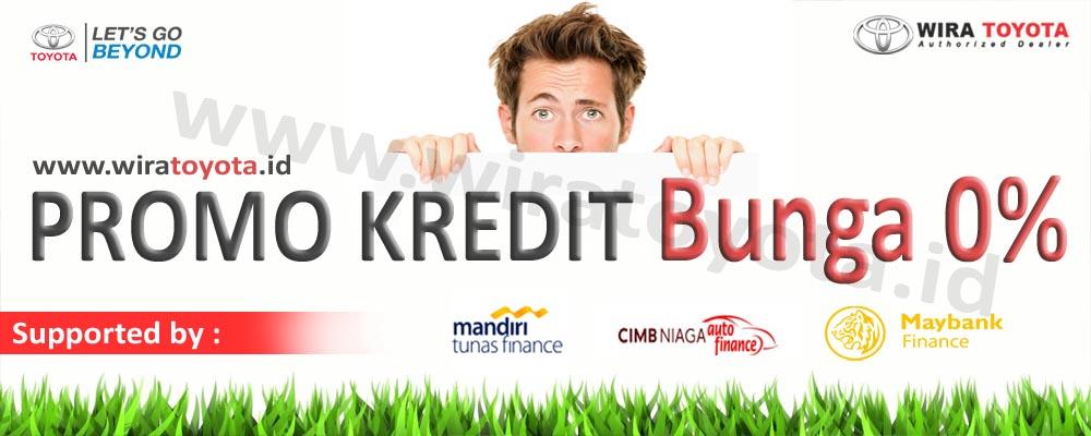 toyota banjarmasin promo kredit bunga 0%